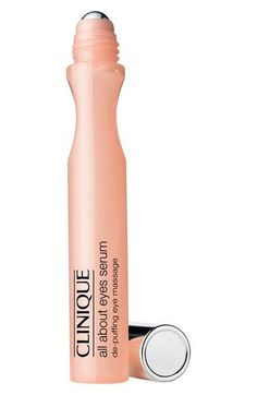 Clinique 'All About Eyes Serum' De-Puffing Eye Massage available at #Nordstrom