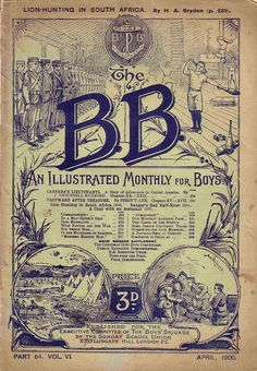THE BB (boys brigade)