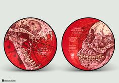 "SWORN VENGEANCE/ST HOOD picture disc vinyl 10"""
