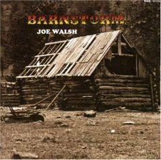 joe walsh albums | Joe Walsh Barnstorm Album Cover