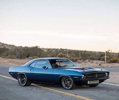 """lowfastfamous: """"Hot Wheels - Super tough 70 Cuda via ready to go and menace the highway, so cool! Best Muscle Cars, American Muscle Cars, Ford Mercury, Supercars, Chevy Ss, Plymouth Barracuda, Pony Car, Japanese Cars, Amazing Cars"""