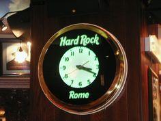 Hard Rock Rome, August 2012