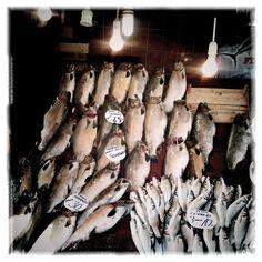 Mercato del pesce Ponte di Galata
