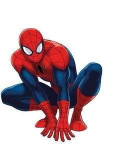 Resultado de imagen de spiderman dibujo Spiderman Cake Topper, Spiderman Birthday Cake, Spiderman Theme, Superhero Birthday Party, Spider Man Party, Spiderman Images, Amazing Spiderman, Marvel Ultimate Spider Man, Carnival Games For Kids