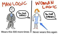 Men and women logic