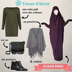#Hijab #Hijeb #jilbab #jilbeb #mastour #muslim #muslima #winter #hiver #outfit