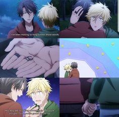 Ep 12, final episode, Hitorijime my hero