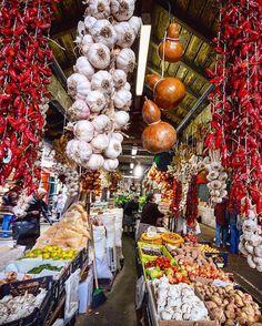 Bolhão - our traditional market!  #visitporto #followporto -- Bolhão - o nosso…