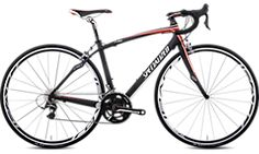 The Specialized Ruby for women. My first road bike.....