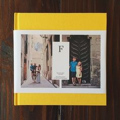 Love my #artifactuprising book that arrived today!  Our family photos from #agatajensenphotography in Barcelona last summer.  So happy!!