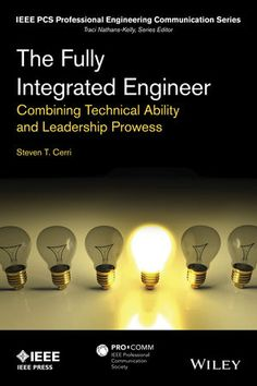 Improve your engineering or business management skills. The amazing techniques in this book cross over, helping you to move forward in your career.
