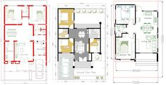Small House Plan Ideas For Different Area - Engineering Discoveries