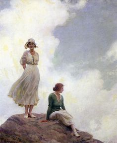 Curran The Boulder - Charles Courtney Curran - Wikipedia, the free encyclopedia