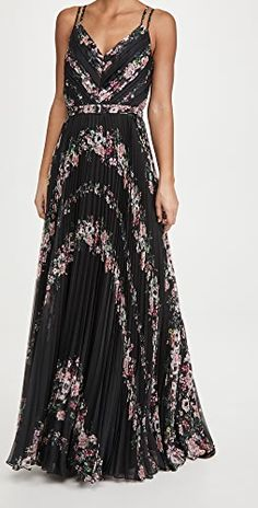 Designer Dresses Casual + Formal | Shopbop Dress Outfits, Casual Dresses, Formal Dresses, Evening Dresses Online, China Fashion, Marchesa, Designer Dresses, V Neck, Gowns