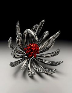 """*Art Glass - """"Fire Within"""" by Michael Sherrill"""