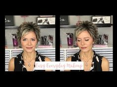 Hair Tutorial: In-depth Troubleshooters Guide to Styling a Longer Pixie Simple Everyday Makeup, Everyday Makeup Tutorials, Makeup Tutorials Youtube, Simple Makeup, Beauty Tips In Hindi, Beauty Tips For Hair, Beauty Hacks, Hair Beauty, Short Hair Cuts