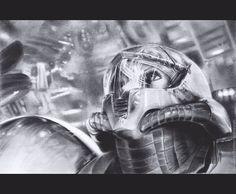 Madre (Samus- Metroid: Other M) by TheMexicanSmeargle.deviantart.com on @deviantART