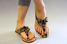 Black Sandals, Leather Sandals, Mystique Sandals, Types Of Women, Footwear, Wedges, Pairs, Handmade, Shopping