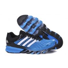 Cool Adidas Springblade 2.0 Männerschuhe Blau Schwarz Weiß Schuhe Online | Günstigen Preis Adidas Springblade Schuhe Online | Adidas Schuhe Online Online | schuheoutlet.net