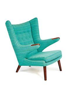 """Papa"" Chair by Hans J. Wegner."
