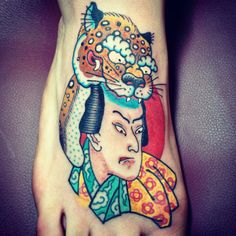 Neo-Traditional Tattoos - Swallows | News | Online blog that focuses on traditional and neo-traditional tattooing