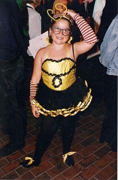 Heather DeLoach Bumble Bee Girl Blind Melon No Rain