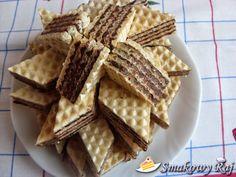 Smakowy Raj - blog kulinarny: Wafle Pischinger