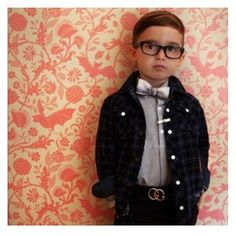Photo Credit: Luisa Fernanda Espinosa. Meet Alonso Mateo, Instagram's Five-Year-Old Style Icon.