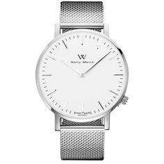 classic minimalist watch