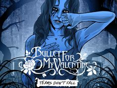 Bullet For My Valentine. This should be a shirt!!!