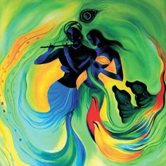 HappyShappy - India's Own Social Commerce Platform Indian Paintings On Canvas, Cool Paintings, Lord Shiva Painting, Krishna Painting, Buddha Painting, Krishna Drawing, Krishna Radha, Lord Krishna, Radha Krishna Pictures