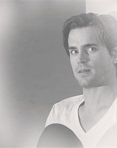 Matt as Neal Caffrey ... That smile! ♥