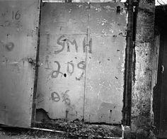 Ala D'Amico —<br>Untitled - 2012 <br>black and white photograph, fine art print <br>50 x 60 cm