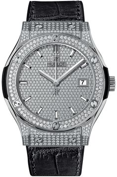 542.nx.9010.lr.1704 Hublot Classic Fusion Automatic Titanium 42mm Mens Watch