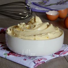 crema di mascarpone con uova pastorizzate