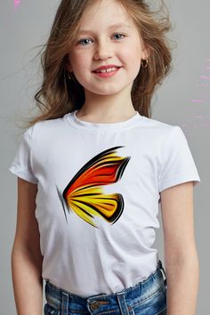 At AnkiTimes we encourage the preservation of nature and animals! Join us and spread the message by wearing this Butterfly t shirt. This t-shirt is bound to become a favorite in any youngster's wardrobe. It's light, soft, and comes with a unique Butterfly print that stands out from the crowd wherever you go!