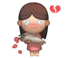 HJ-Story: Us Together sticker Hj Story, Love Is Sweet, Cute Love, Baby Love, Romantic Massage Ideas, Cute Couple Cartoon, Cartoons Love, Cute Girl Drawing, Cartoon People