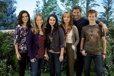 Switched at Birth....LOVED this series!!