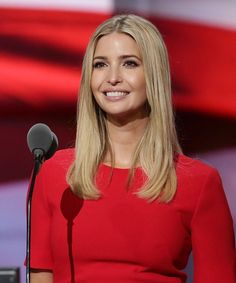 Why Ivanka Trump Thinks Women Should Vote For Her Dad