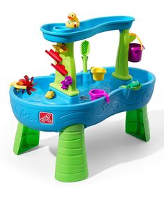 Look at this Rain Showers Splash Pond Water Table on #zulily today!