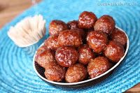 Appetizer - Sweet & Sour Meatballs