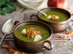 Heißes Süppchen: Kohl trifft Apfel im Suppentopf