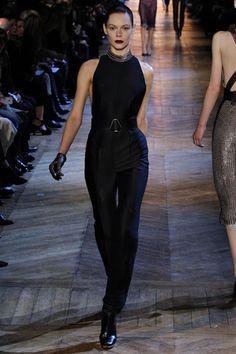 Yves Saint Laurent Fall 2012 Ready-to-Wear...so classy