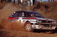 Lancia Delta HF Integrale  - WRC 1989 Miki Biasion