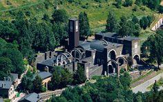 Meritxell Sanctuary | Ricardo Bofill Taller de Arquitectura | Archinect