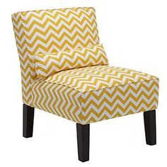 Bailey Accent Chair - Zig Zag from Z Gallerie