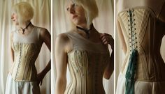 DIY corset making...