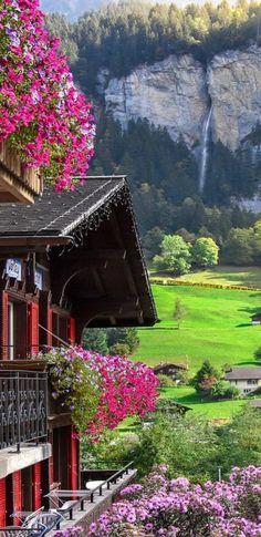 Switzerland, Mountains, Nature, Travel, Beautiful Places, Naturaleza, Trips, Traveling, Nature Illustration