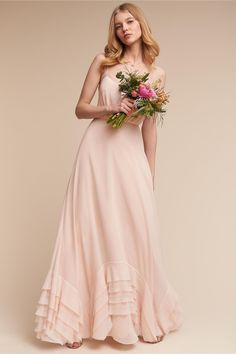 14405366cd BHLDN Dove Dress in Bridesmaids View All Dresses