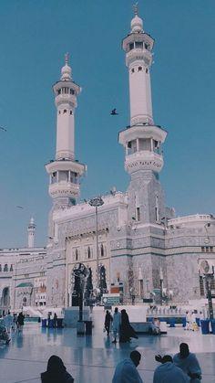 Mecca Masjid, Mecca Islam, Masjid Al Haram, Mecca Wallpaper, Quran Wallpaper, Islamic Wallpaper, Galaxy Wallpaper, Muslim Pictures, Islamic Pictures